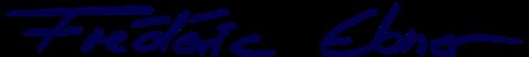 Frederic Ebner Logo