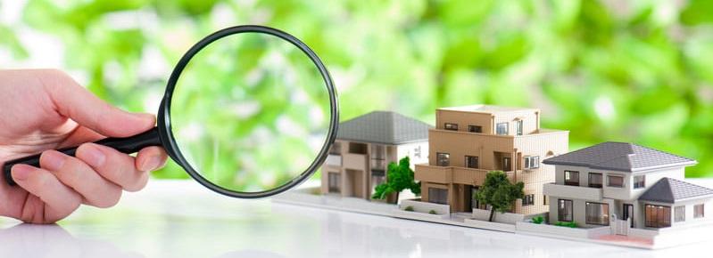 Detaillierte Objekt-Recherche bei Tax Liens